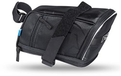 Product image for Pro Maxi Plus Pro Saddle Bag with Velcro-Style Hook-and-Loop Strap