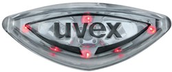 Product image for Uvex LED Helmet Safety Light
