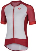 Castelli Climbers 2.0 FZ Short Sleeve Cycling Jersey With Full Zip SS16