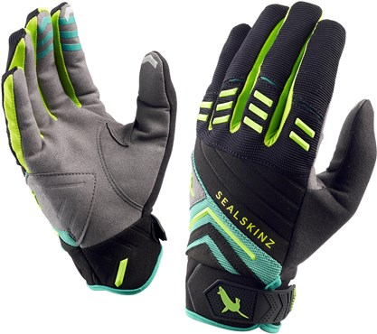 Sealskinz Dragon Eye Trail Long Finger Cycling Gloves AW17