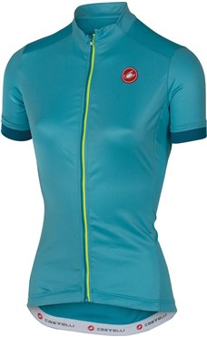Image of Castelli Anima Womens Short Sleeve Cycling Jersey SS16