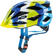 Product image for Uvex Air Wing Kids Cycling Helmet 2017