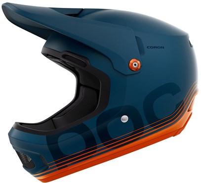 Poc fullface helm test