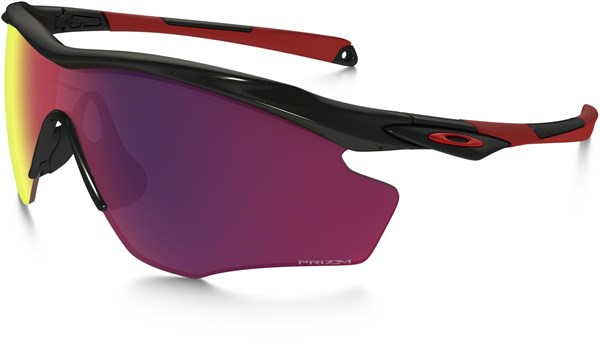 Image of Oakley M2 Frame XL Prizm Road Cycling Sunglasses