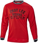 Troy Lee Designs Super Retro Long Sleeve MTB Cycling Jersey SS16