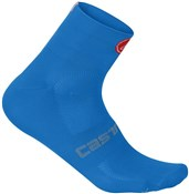 Product image for Castelli Quattro 6 Cycling Socks SS17