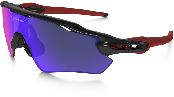 Image of Oakley Radar EV Path Team Colors Cycling Sunglasses