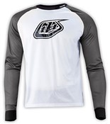 Troy Lee Moto Long Sleeve MTB Cycling Jersey SS16