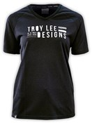 Troy Lee Skyline Womens Short Sleeve MTB Cycling Jersey SS16