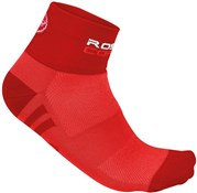 Castelli Rosa Corsa Womens Cycling Socks SS17