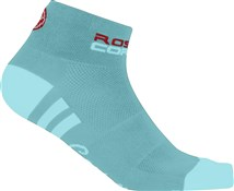 Castelli Rosa Corsa Womens Cycling Socks SS16