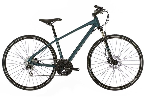 Image of Raleigh Strada TS 2 Mountain Bike 2017 - Hardtail MTB