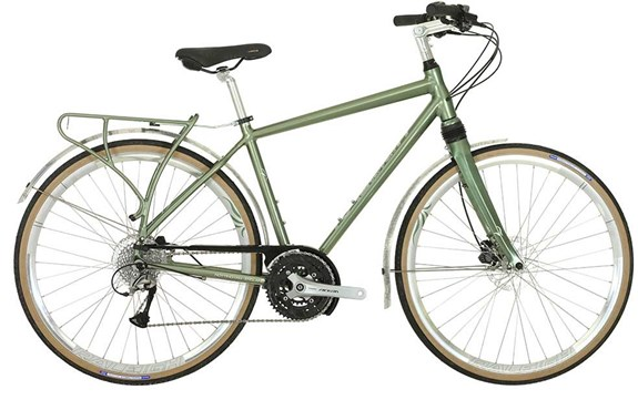 Raleigh Centros Two 2016 - Hybrid Classic Bike