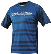 Troy Lee Skyline Divided Youth Short Sleeve MTB Cycling Jersey SS16
