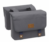 Product image for New Looxs Cotton Mondi Double Pannier Bags