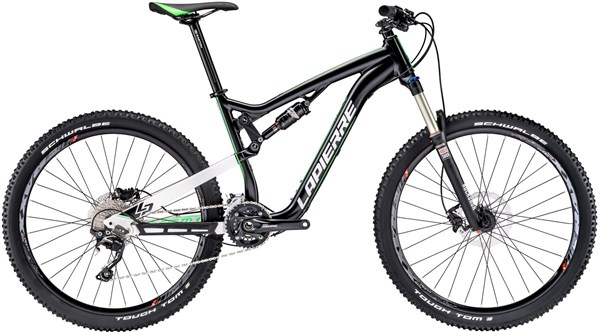 Lapierre Zesty XM 227 Mountain Bike 2016 - Full Suspension MTB