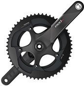Product image for SRAM Red BB30 Crankset Yaw Bearings Not Included