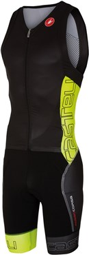 Castelli Free Triathlon Sanremo Sleeveless Suit SS17