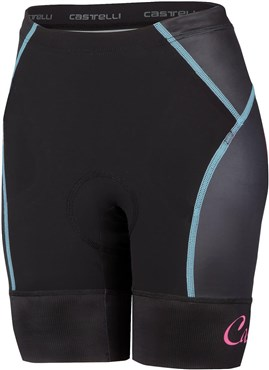 Image of Castelli Free Womens Tri Shorts SS17