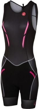 Image of Castelli Free Womens Tri ITU Suit SS17