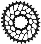 Product image for absoluteBLACK Sram Direct Mount BB30 Oval Chainring N/W - Flat