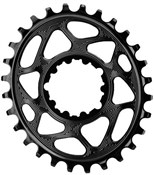 Product image for absoluteBLACK Sram Direct Mount GXP Oval Chainring N/W