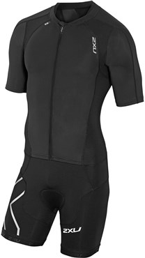 2XU Compression Full Zip Sleeved Tri Suit