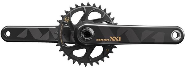 Image of SRAM XX1 Eagle 12 Speed Direct Mount Chainset 32T