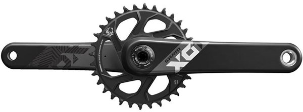 SRAM X01 Eagle Direct Mount Chainset - 12 Speed