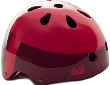 SixSixOne 661 Youth Dirt Lid Skate Helmet 2017