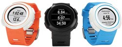Mio Echo GPS Fitness Watch With HRM