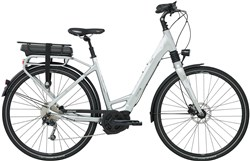 Giant Prime E+ 3 Disc Low Step Through Hybrid Womens 2016 - Electric Bike