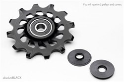 Product image for absoluteBLACK 12 Tooth Sram XX1 Pulleys 11 Speed
