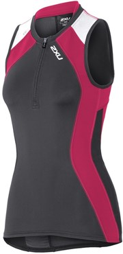 2XU Womens Compression Tri Singlet