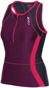 2XU Womens Perform Tri Singlet