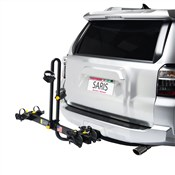 Saris Freedom 2 Bike Hitch Mount Car Rack - 2 Bikes