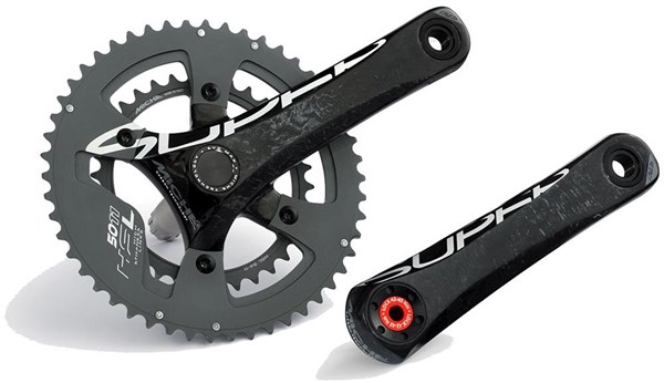 Image of Miche Supertype Carbon HSL Chainset