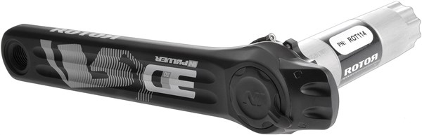 Rotor Inpower Left 3D30 Power Meter Left Crank Arm