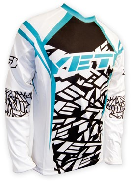 Image of Yeti DH World Cup Long Sleeve Jersey