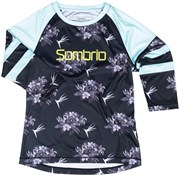Product image for Sombrio Womens Pedigree Long Sleeve Cycling Jersey SS16