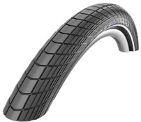 Product image for Schwalbe Big Apple Plus GreenGuard E-25 Endurance Performance Wired Urban MTB Tyre