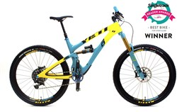 Yeti SB6c 30th Anniversary Switch Infinity Mountain Bike 2016 - Full Suspension MTB