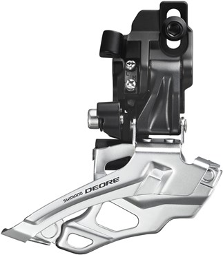 Image of Shimano FD-M616 Deore 10 Speed Double Front Derailleur