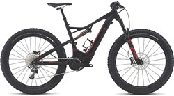 Specialized S-Works Turbo Levo FSR 6Fattie 2016 - Electric Bike