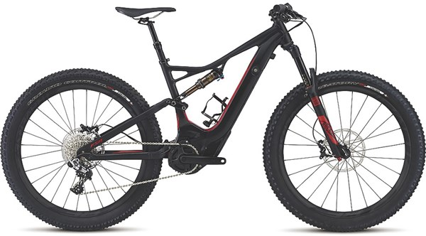 "Specialized S-Works Turbo Levo FSR 6Fattie 27.5"" 2017"