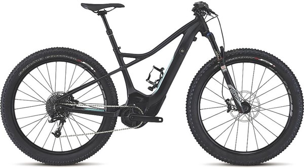 Specialized Womens Turbo Levo HT Comp 6Fattie 2017 - Electric Bike