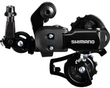 Product image for Shimano RD-FT35 6/7 Speed Rear Derailleur With Mounting Bracket