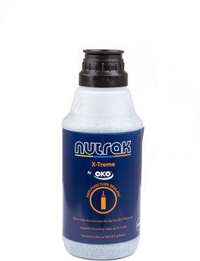Nutrak X-Treme Sealant For DH MTB and Electric Bike Tubes