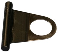 Product image for SeaSucker Cable Anchor - BootStainless Steel Trunk-Seam Clip For Cable Locks