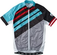 Madison Sportive Full Zip Mens Short Sleeve Jersey AW16